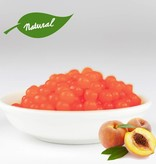 1kg tarro perlas de Frutas - Melocotón -