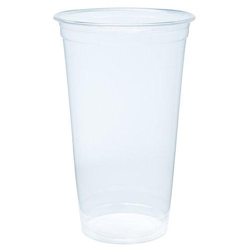 rPET - cups 640ml transparent