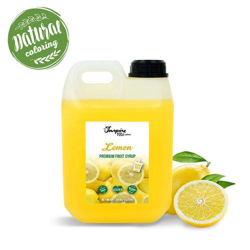 Premium - Zitrone - Fruchtsirup -