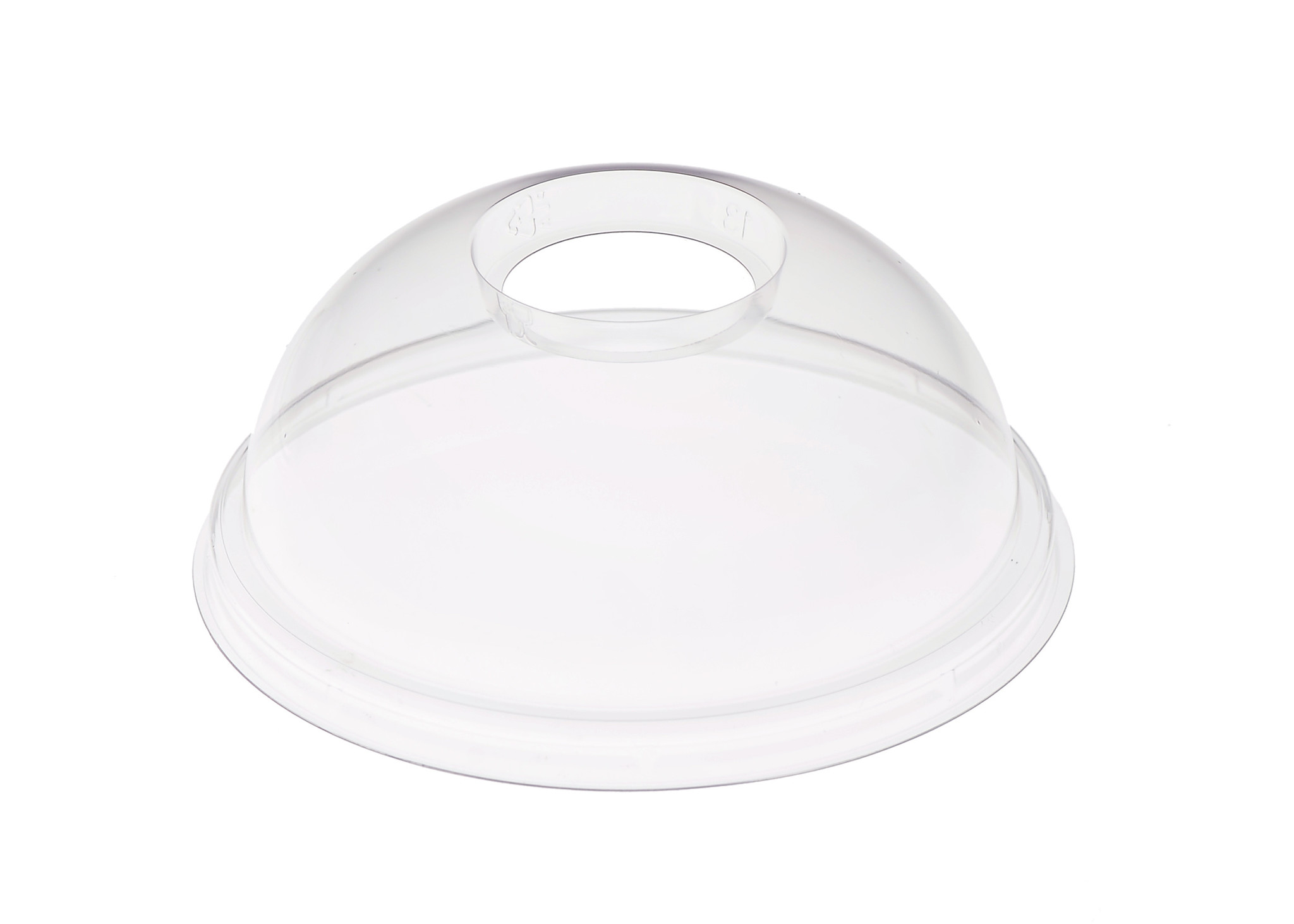 rPET - Domes for cups