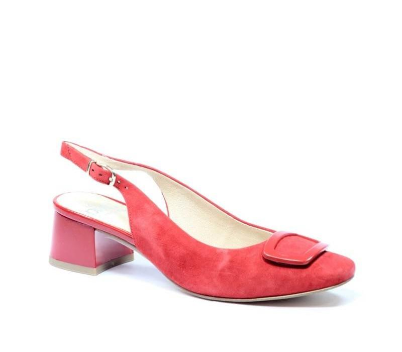 Caprice 29500 Red sling-back