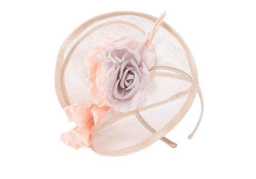 Peach Accessories BBL007 Sinamay Headband