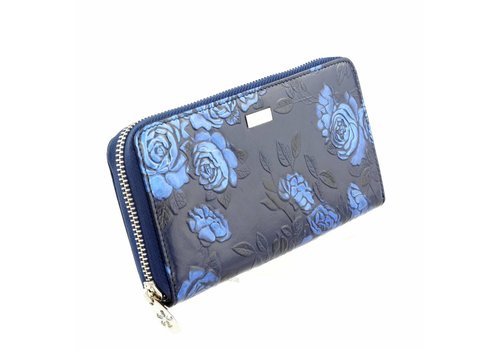 Peach Accessories 865-T277L Blue Roses