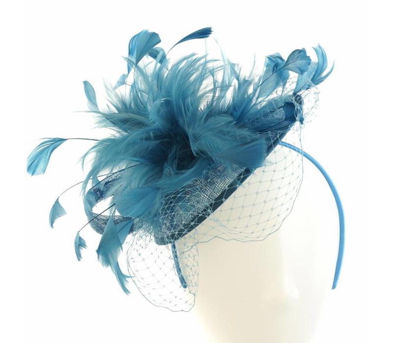 SYH799 Turquoise Headband