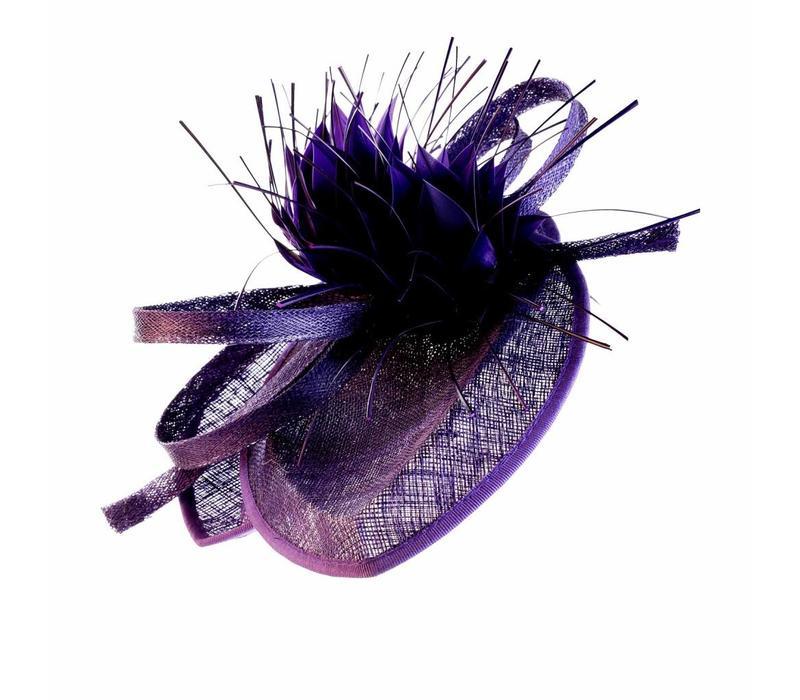 3542 Purple Headband