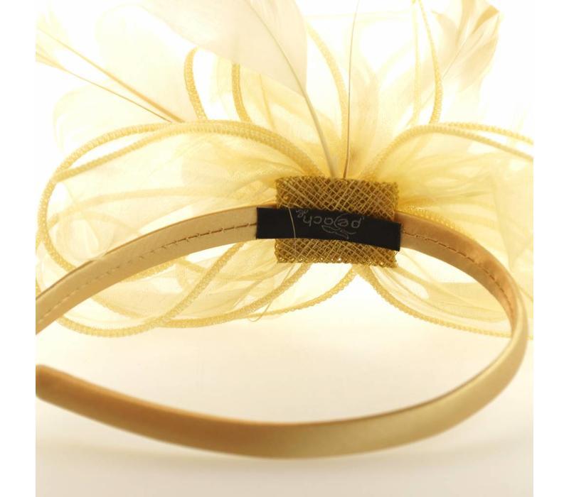 SYH820 Gold Headband