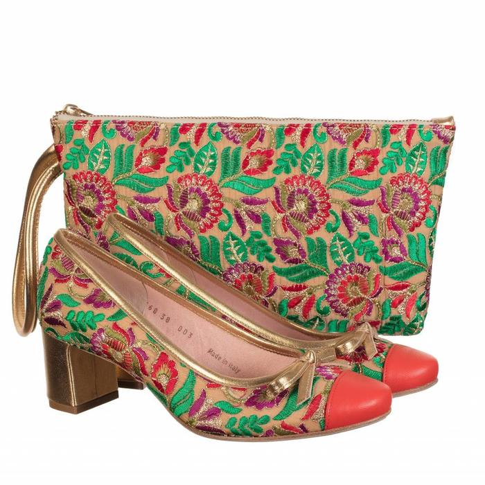 Matching Bag available