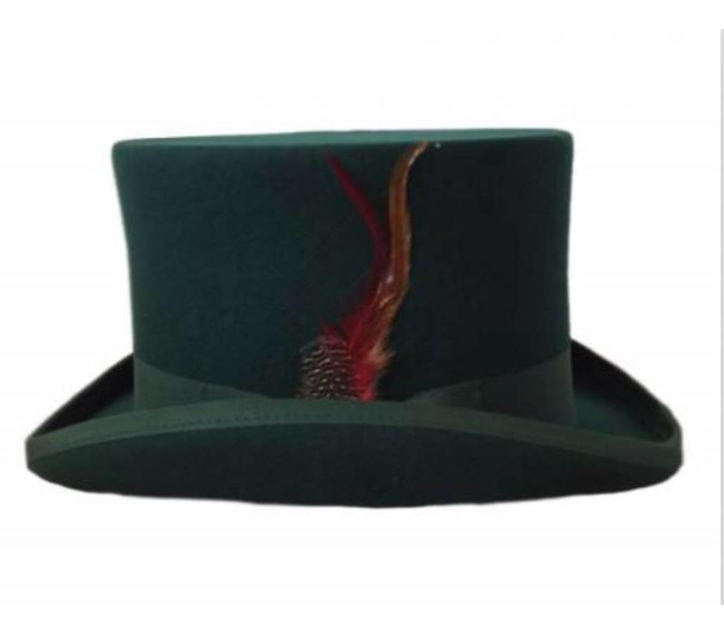 Top Hat Dark Green