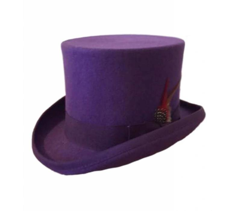 Top Hat Purple