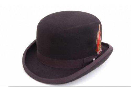 Karma Bowler Hat Black