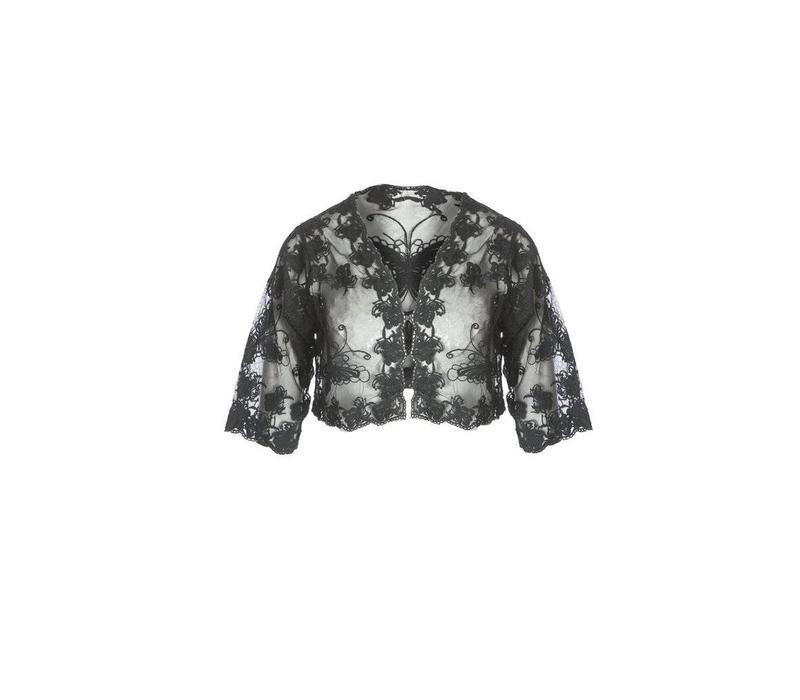 JLR8A-3 Vintage Lace Butterfly Jacket