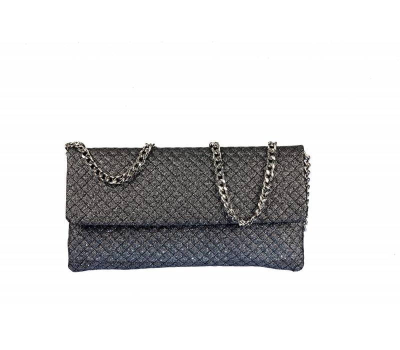 Le Babe Bag Rumble Grafite Grey