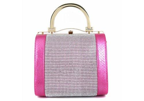Peach Accessories ZW60499-3 Fuchsia Bag