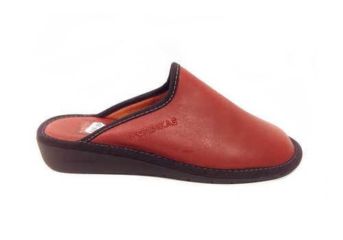 Nordikas 347/8 ETHER Rojo Slippers