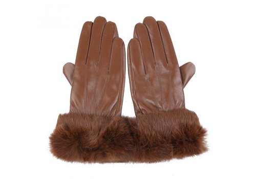 Peach Accessories HA15 Tan Gloves
