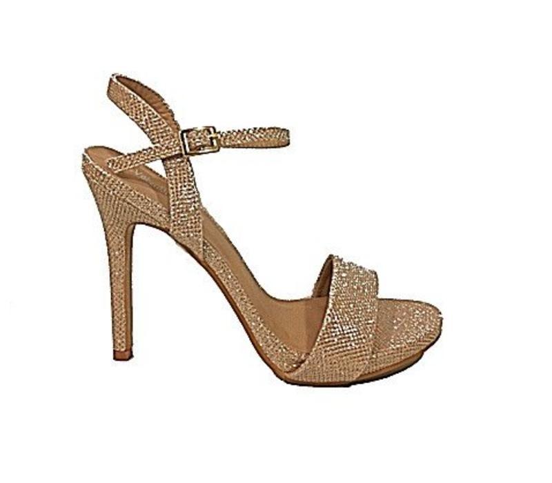 HF88026-1 Rose Gold Glitter
