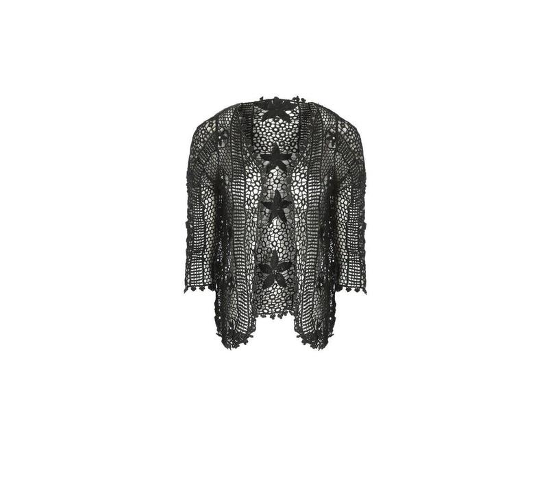 LYD228A Vintage Lace Jacket