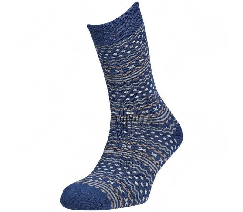 12517 Patterned Socks