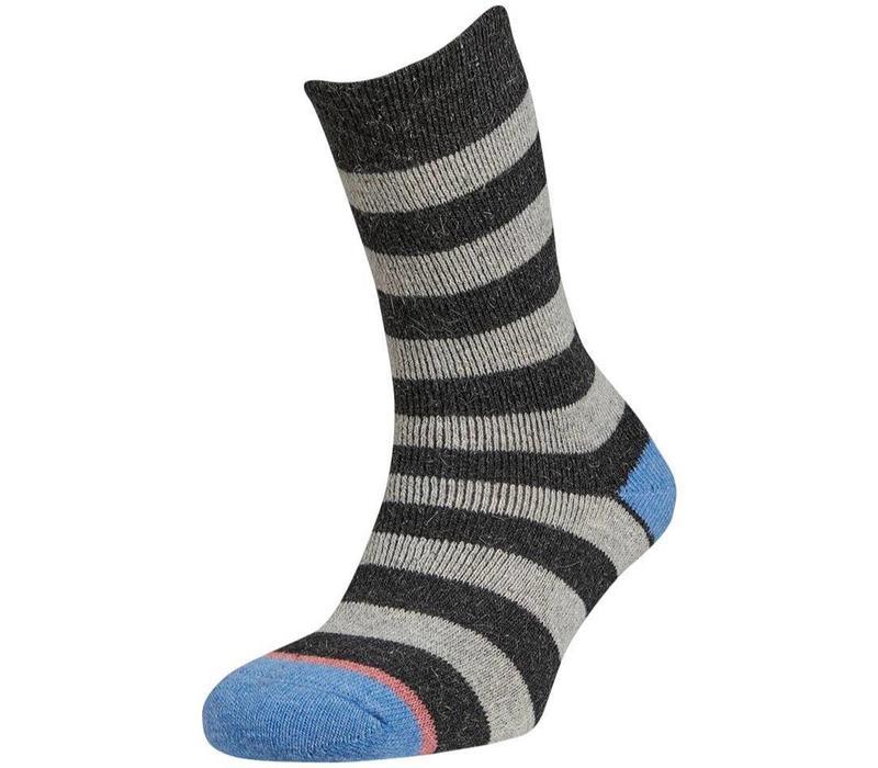 12521 Stripey Warm Socks