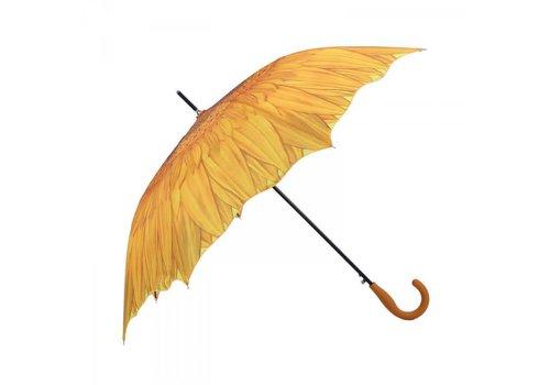 Umbrellas 1379 Yellow Sunflower Umbrella