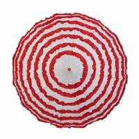 TW03 Red/Cream Umbrella