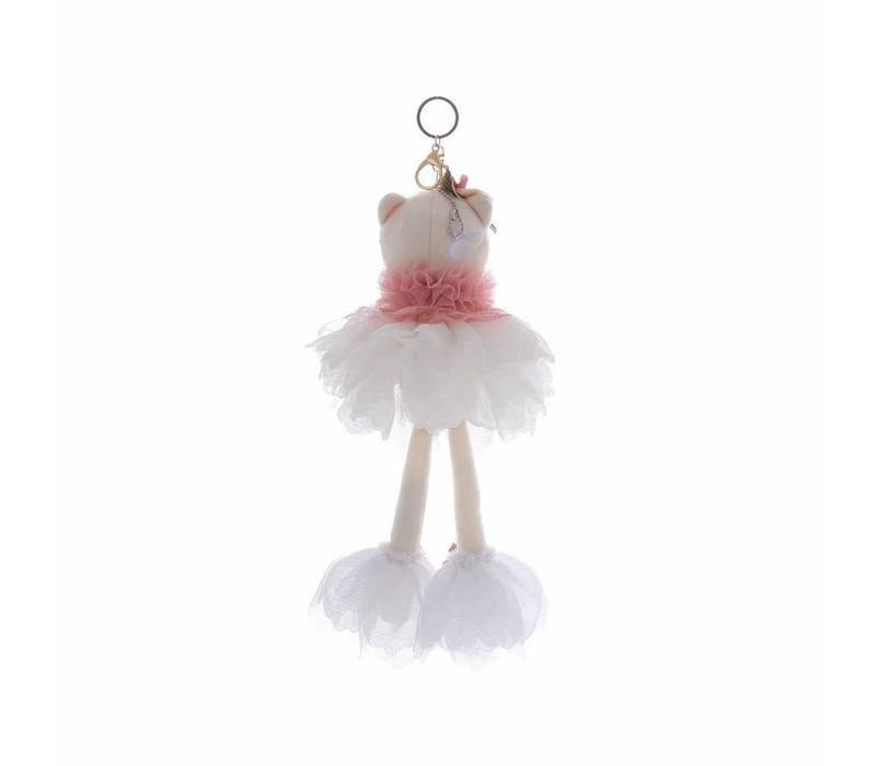 B5 Twin sister Large rag doll keyring