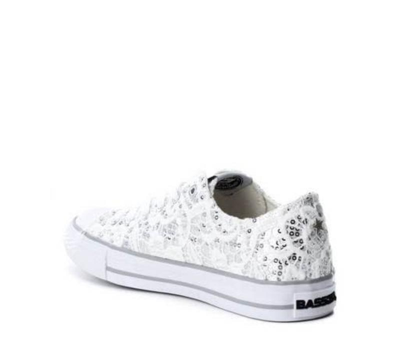 BASS3D 41517 White Embroidery