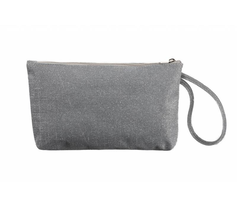 Le Babe Bag Luce Grigio Zip top