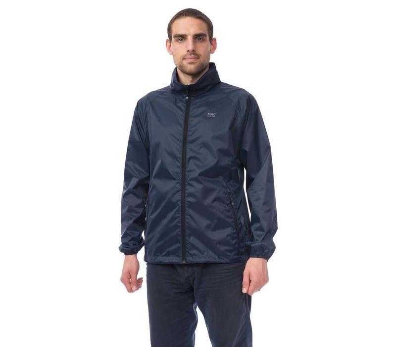 Mac in a Sac waterproof Navy Jacket