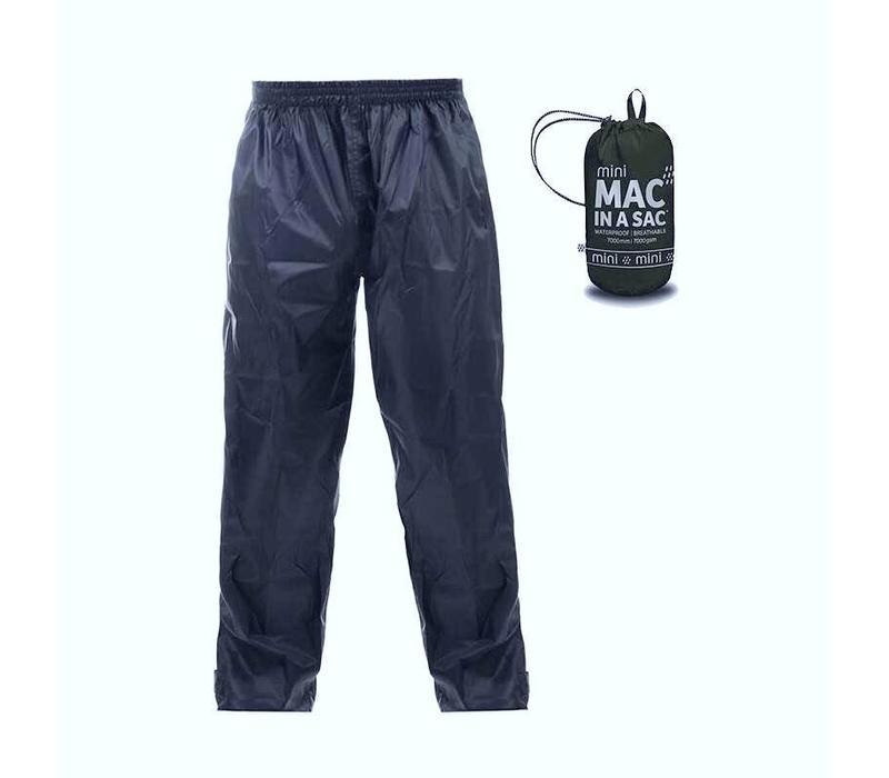 Mac in a Sac waterproof Navy Pants