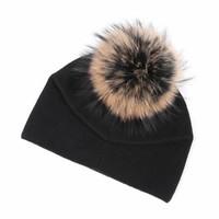 FF03 Crystal Black Hat