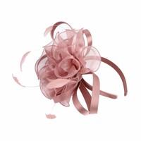 HL4015 Dusky Pink Head piece