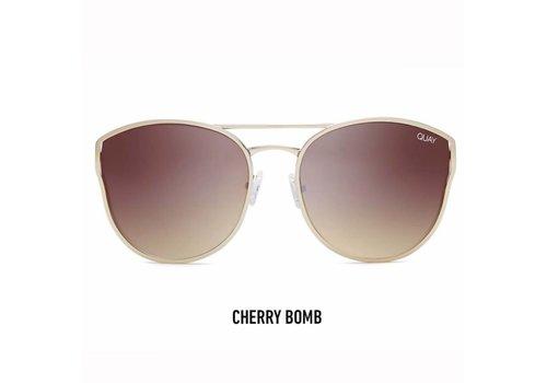 Quay Australia Cherry Bomb QW-000012-GOLD/SLV