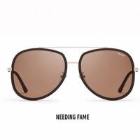 NEEDING FAME QU-000152- CHOC/BRN