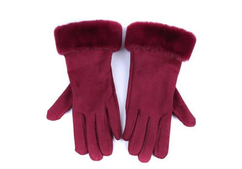 Peach Accessories Peach HA31 Red Gloves