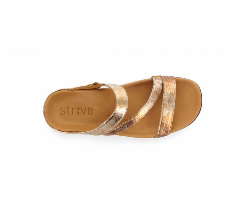 Strive TRIO Silver Metallic