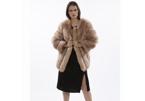 Jay Ley FMCT69A-06 Faux Fur Pink Jacket