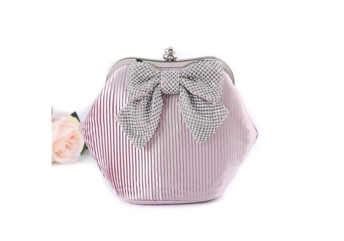 Peach Accessories 89061 Baby Pink Clutch