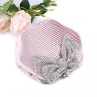 89061 Baby Pink Clutch