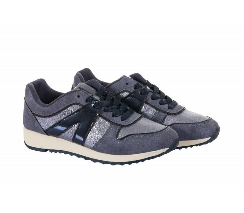384741 Blue Sneakers