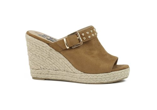 Refresh S/S REFRESH 63503 Camel Wedge