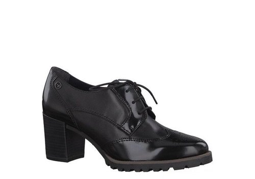 Tamaris Tamaris 23302 Black Brogue