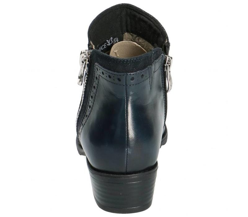 Caprice 25403 Navy A/Boot