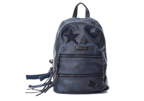 REFRESH A/W Refresh 83172 Navy star Backpack
