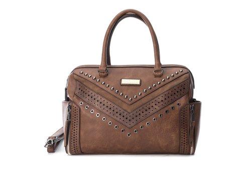 REFRESH A/W Refresh 83180 Camel Bag