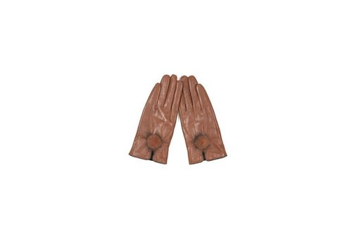 Jay Ley GLVF6A-D04 Tan Leather gloves