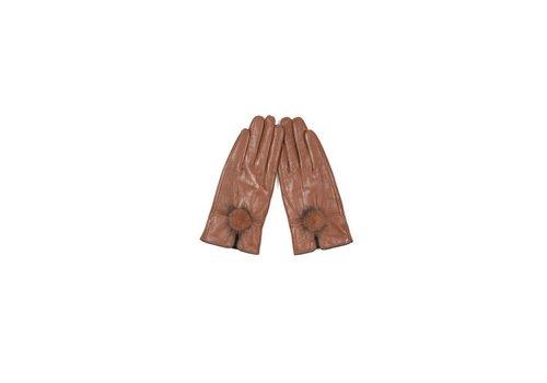 Jay Ley GLVF6A-D04 Tan Leather gloves