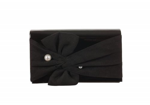 Glamour Glamour KATIE BAG Black with Pearls