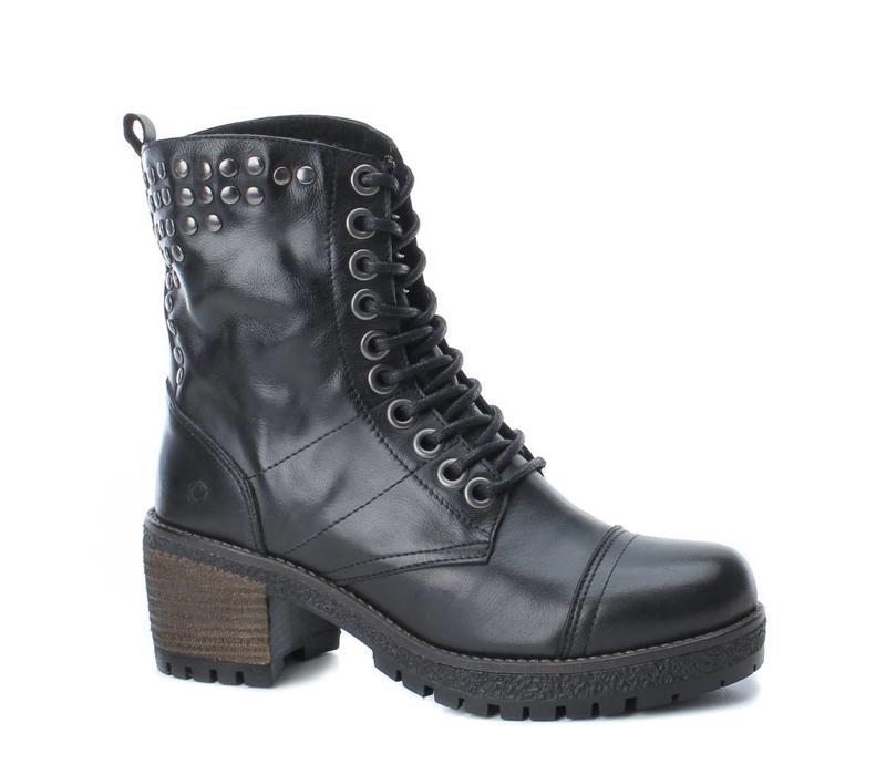 Carmela 66489 Black A/Boot Studs
