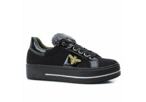BASS3D BASS3D 41577 Black Bee Sneaker